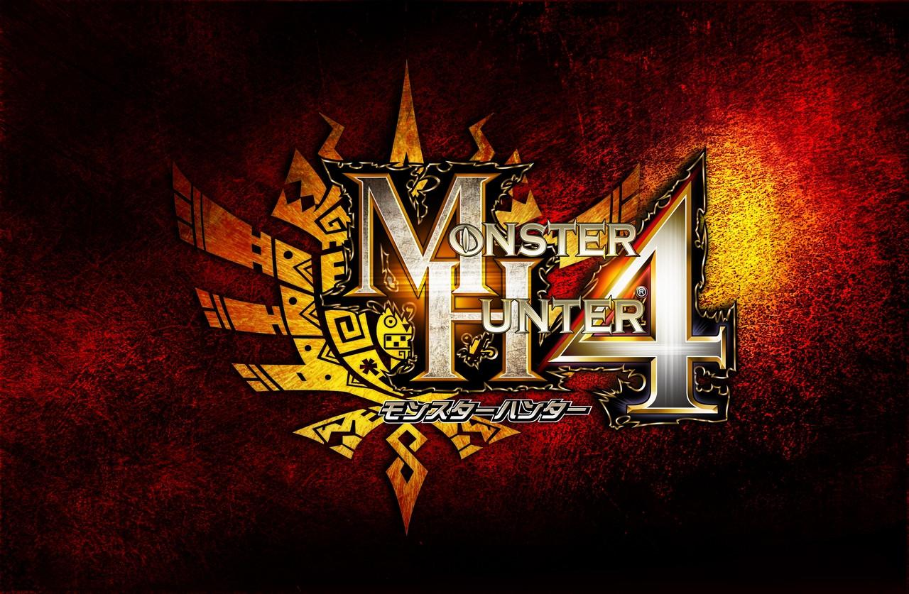 Japanese Monster Hunter 4 Direct 2013.9.8