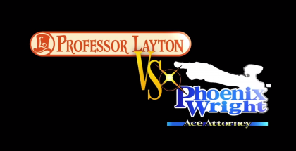 Phoenix Wright vs Professor Layton