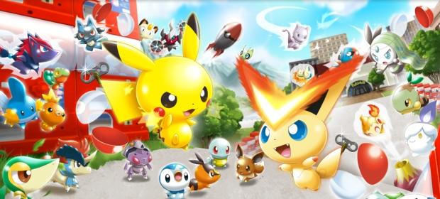 PN Review: Pokemon Rumble U