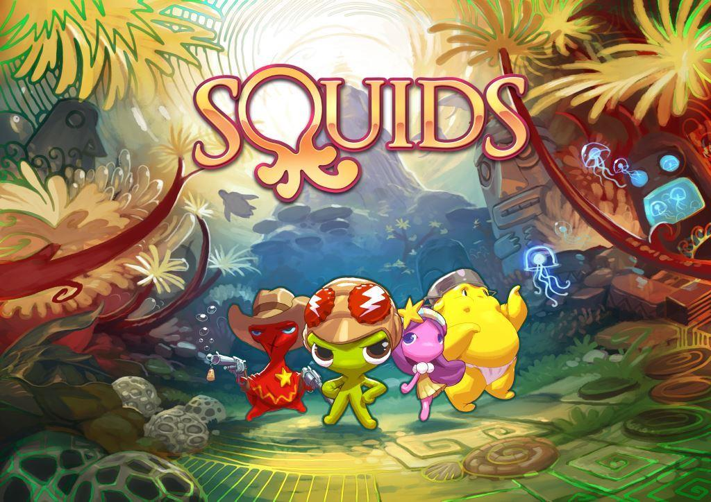 PN Review: Squid's Odyssey (3DS eShop)