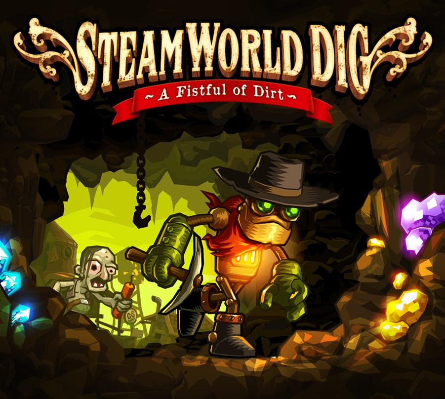 PN Review: SteamWorld Dig: A Fistful of Dirt