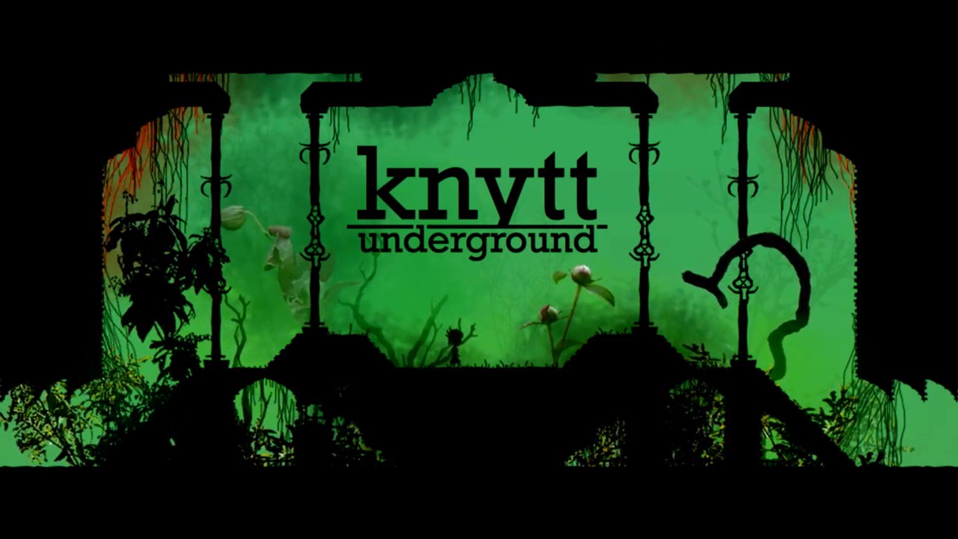 PR: Knytt Underground Coming To Wii U This Holiday Season