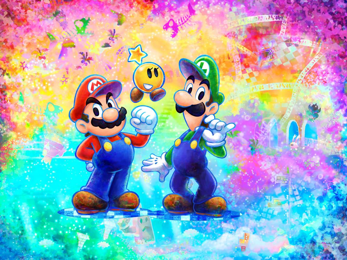PN Review: Mario & Luigi: Dream Team