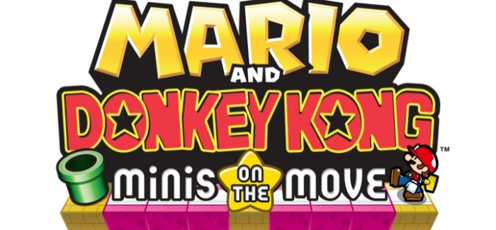 Mario and Donkey Kong: Minis on the Move is Nintendo's 3DS eShop Staff Pick of the Week