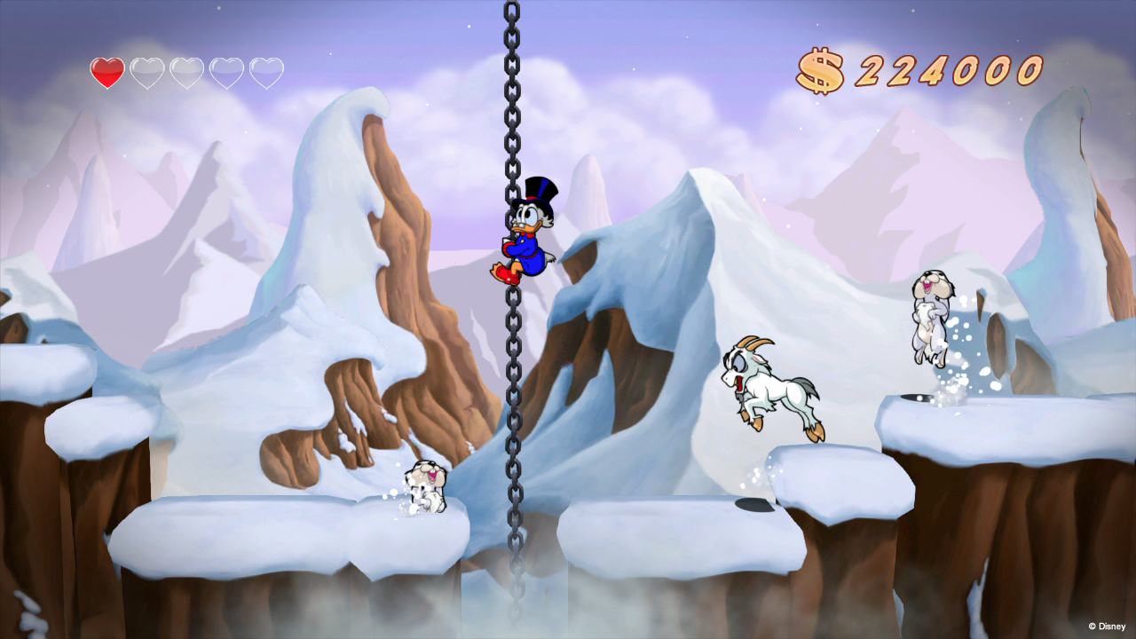 PN Review: DuckTales Remastered
