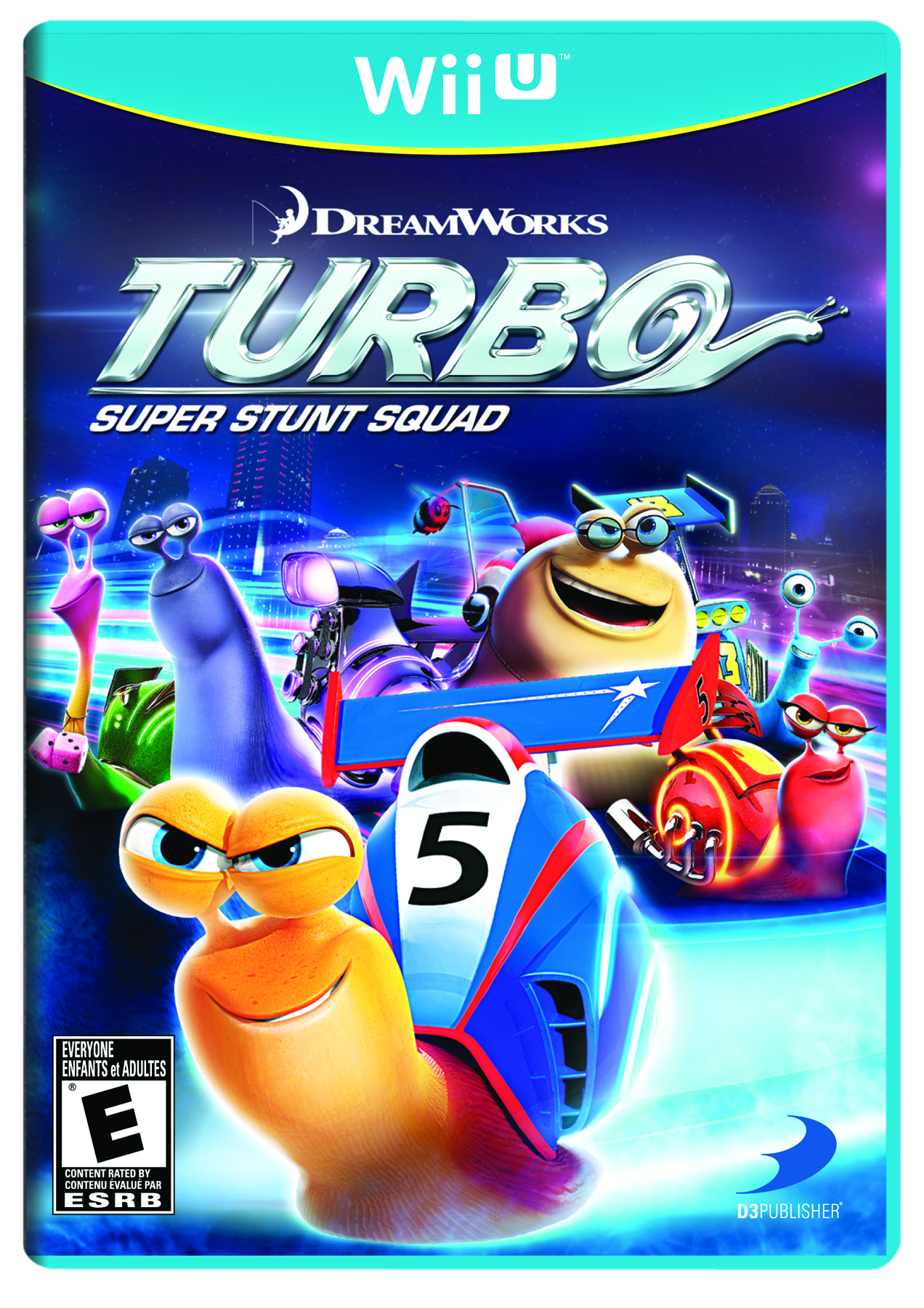 PN Review: Turbo: Super Stunt Squad Wii U