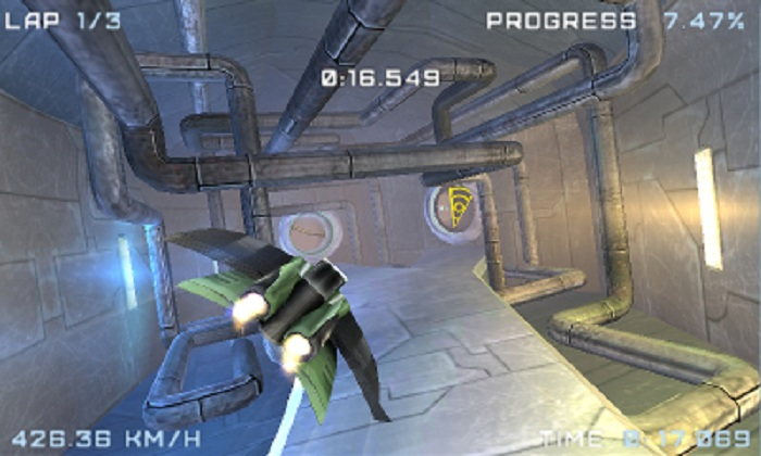 AiRace Speed has a new trailer and screenshots – 3DS release due later this month