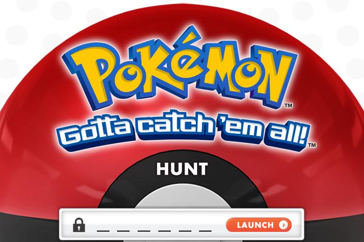 Surprise Pokémon Announcement Is 'Gotta Catch 'Em All' Contest