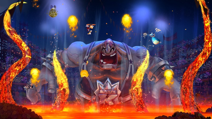 PN Review: Rayman Legends