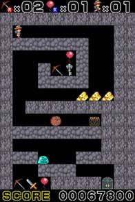 Treasure Hunter - gameplay 2