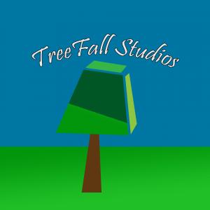 TreeFall Studios logo