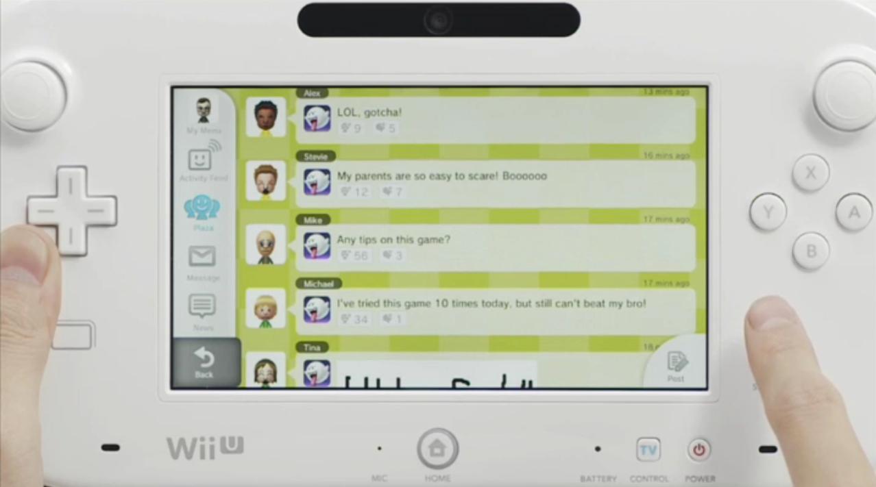 Wii-U-Miiverse-Game-Pad-2