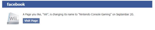 Wii rebrand