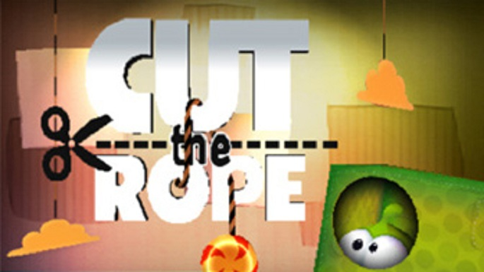 cut the rope feature