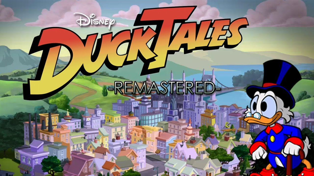 PN Ducktales Remastered interview with Rey Jimenez