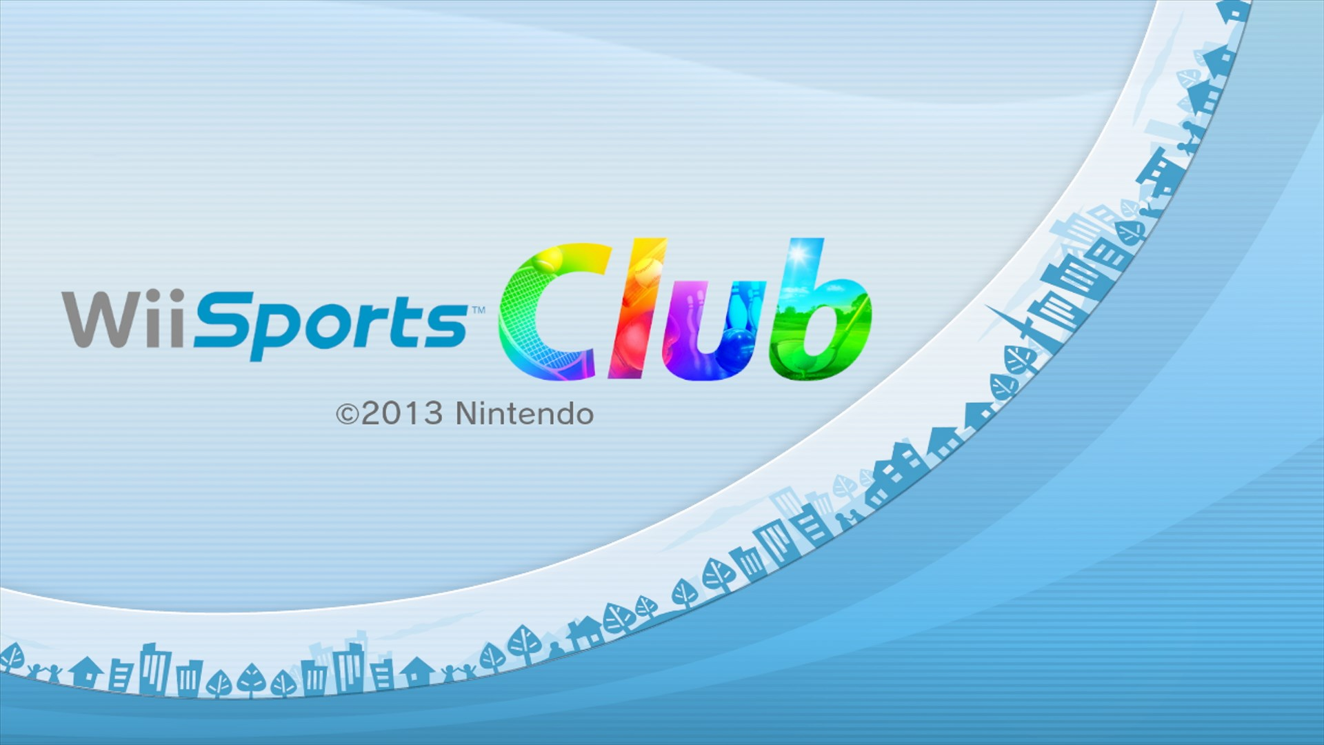 Nintendo PR: Five Sports, One Package: Wii Sports Club Launches in Stores on July 25