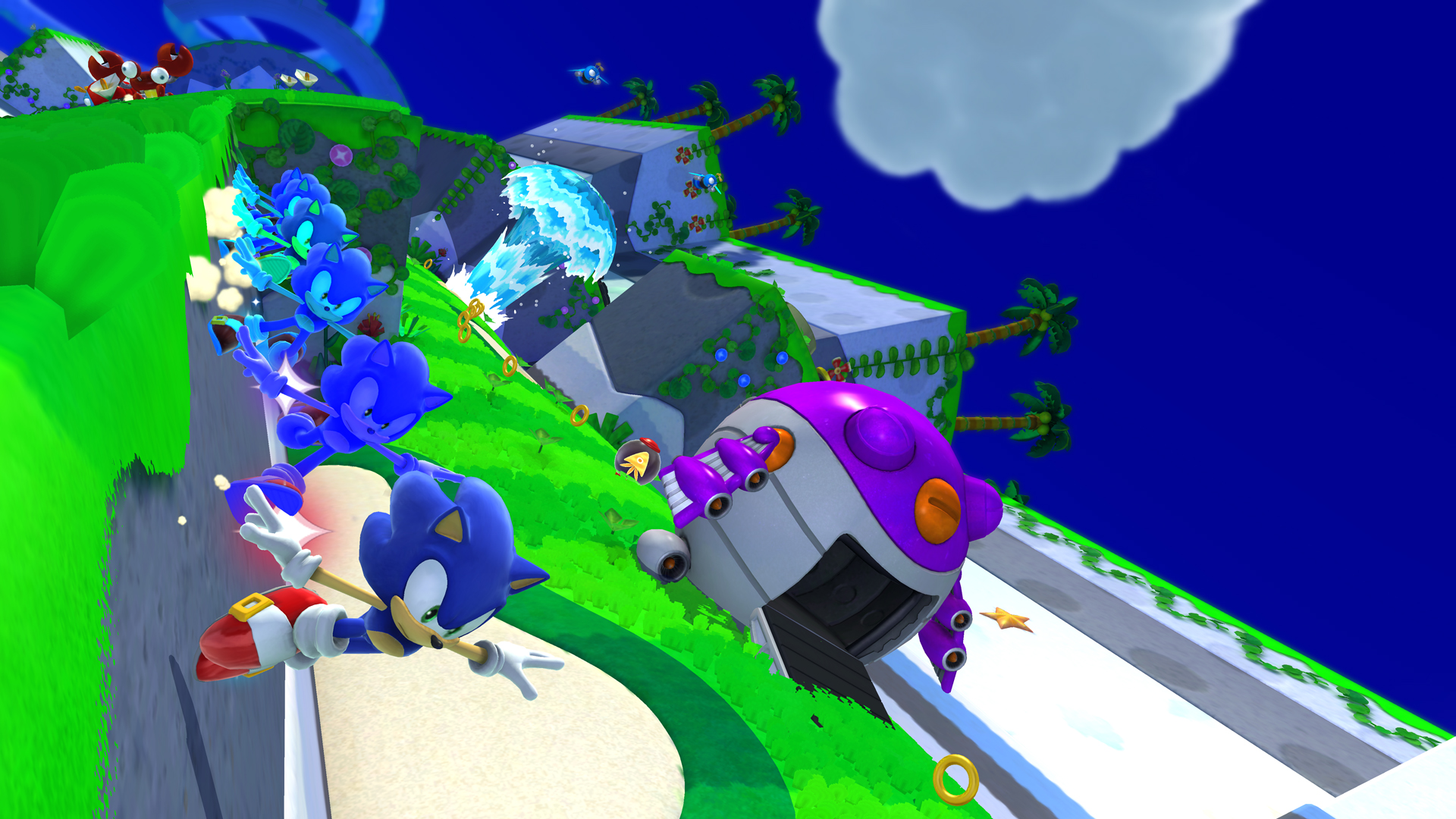 PN Review: Sonic Lost World (Wii U)