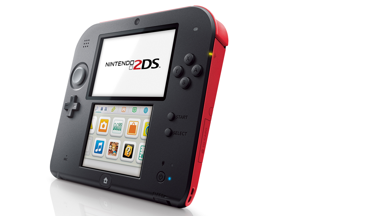 PR: Nintendo 2DS Delivers Even More Value as Suggested Retail Price Drops to $99.99
