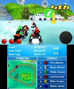 aqua moto gameplay