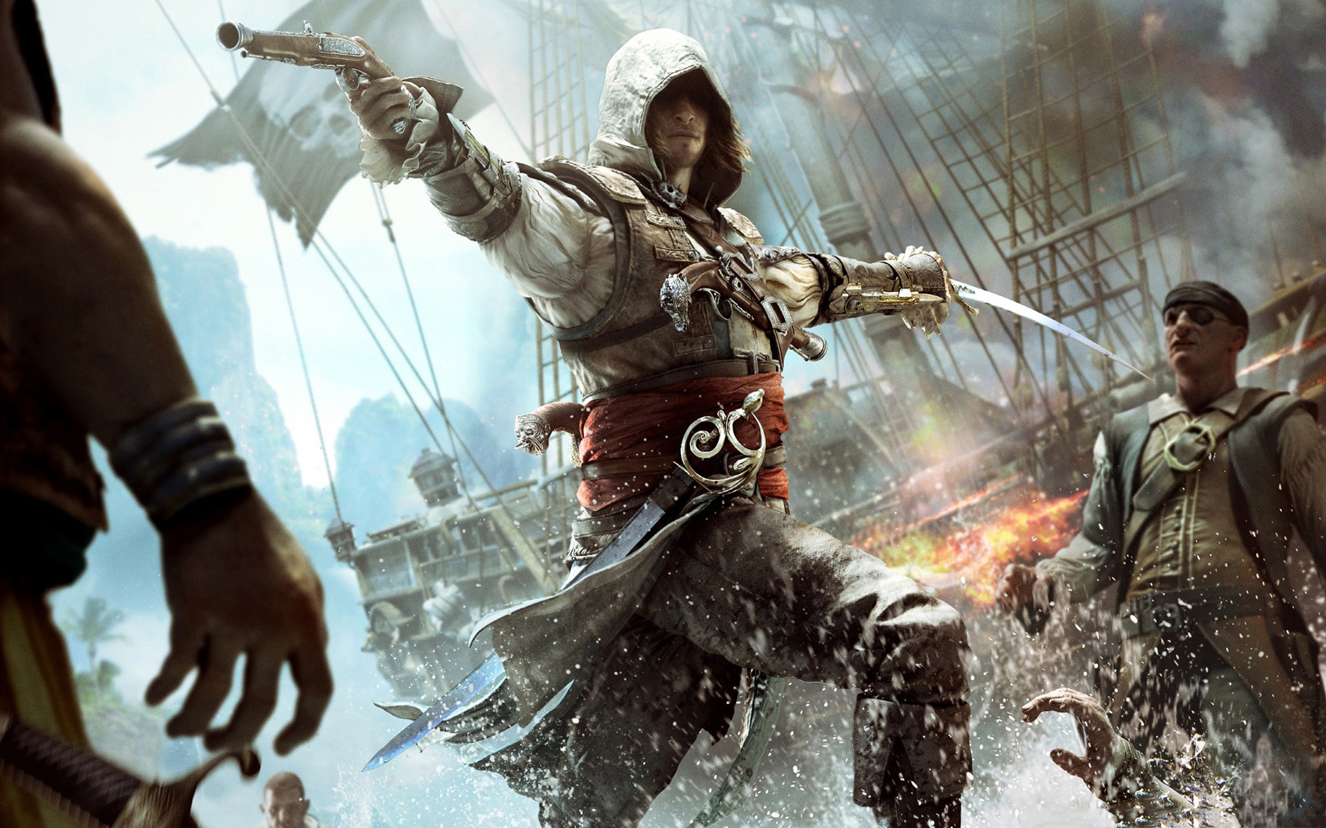 PN Double Review: Assassin's Creed IV Black Flag