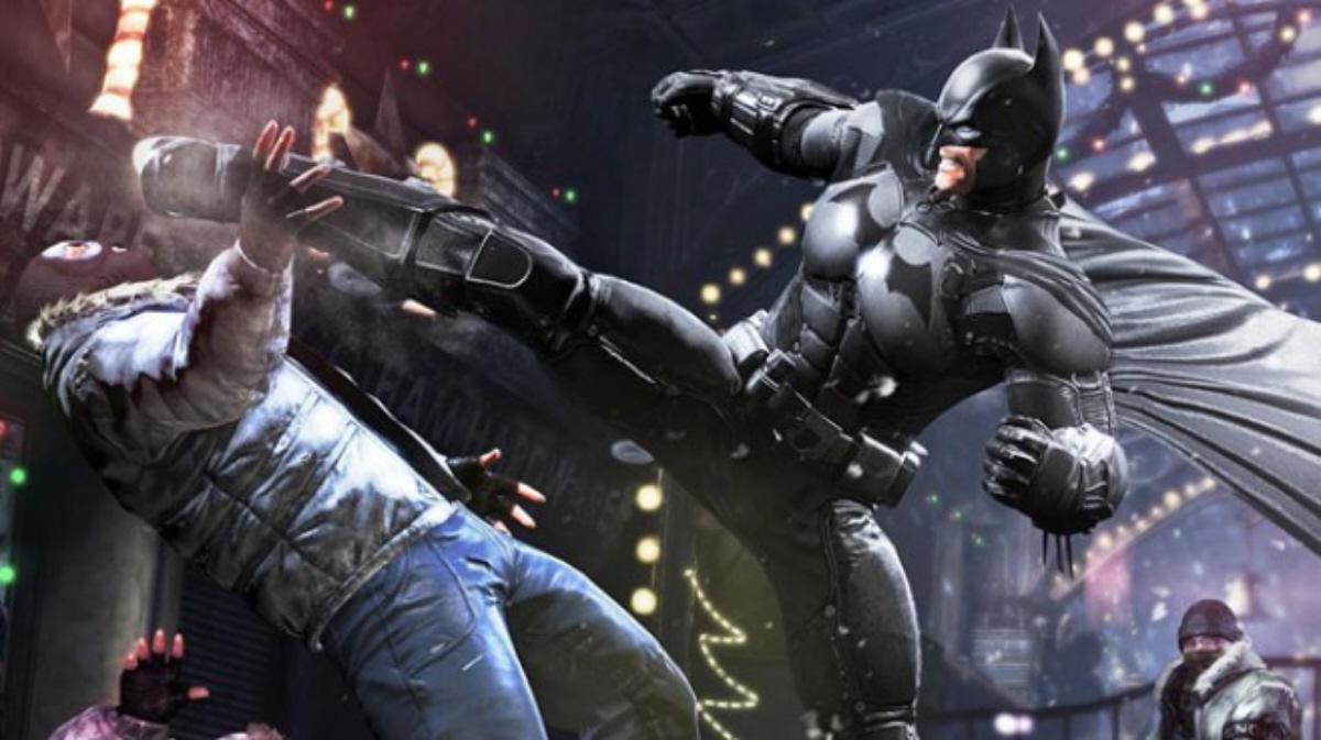 PN Review: Batman Arkham Origins