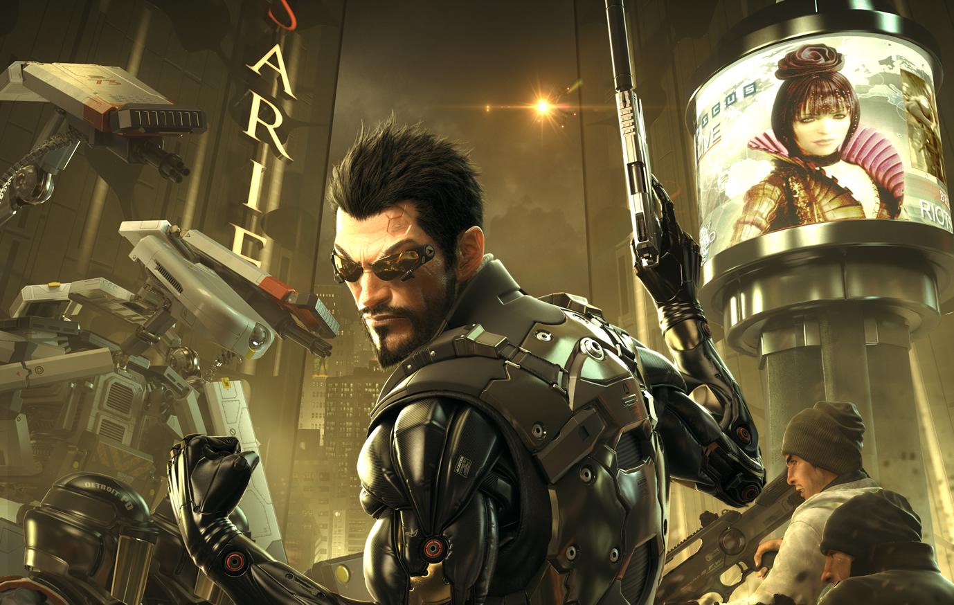 PN Review: Deus Ex: Human Revolution Director's Cut