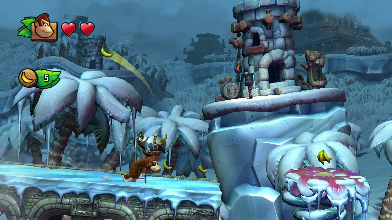 Nintendo Direct: Donkey Kong Country: Tropical Freeze delayed until February