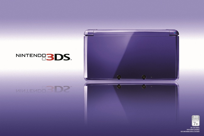 Free 3DS Game Available in the Winter 2014 Bonus Game Promotion (Europe)
