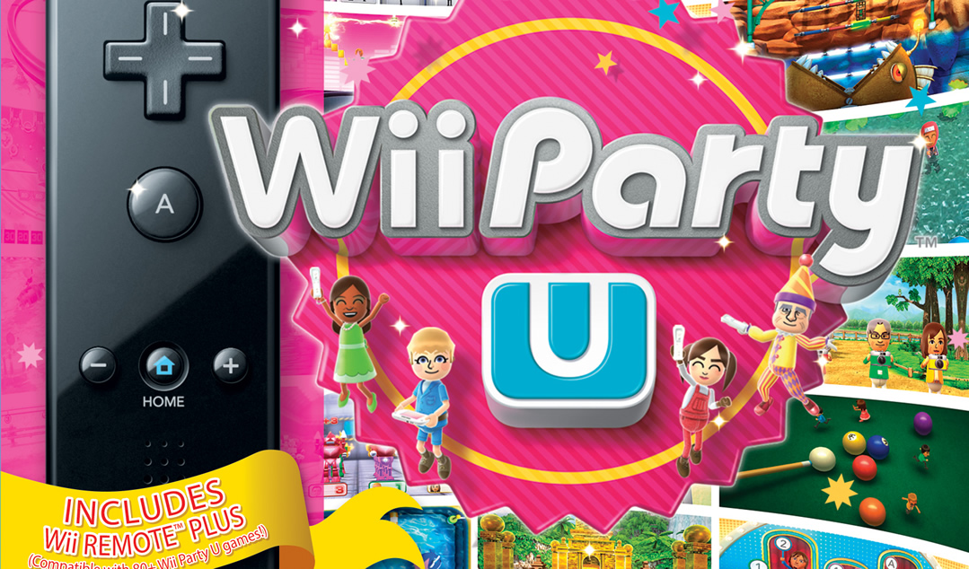 PN Review: Wii Party U