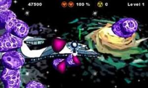 Arcade Classics Asteroids clone