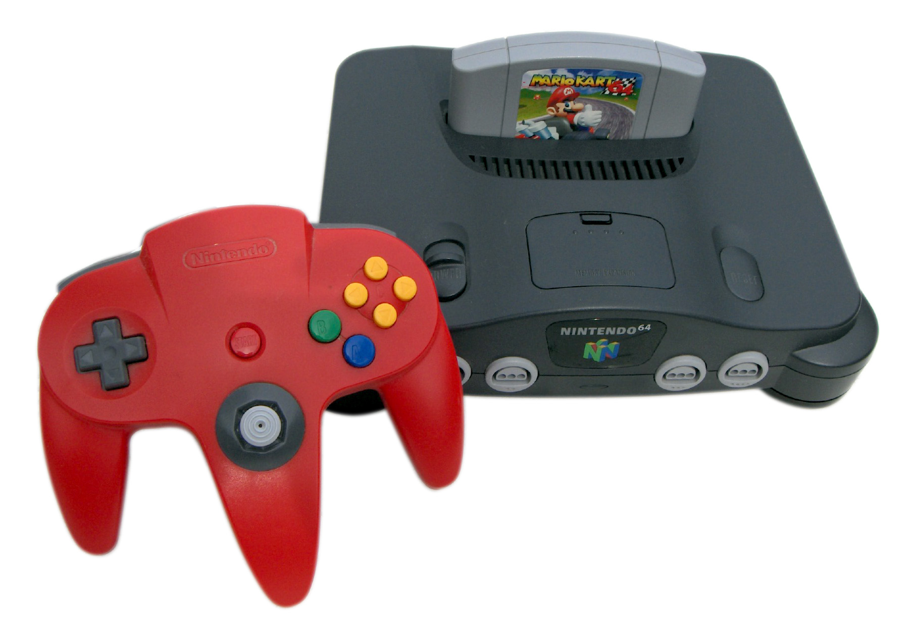 The 3DS overtakes the N64