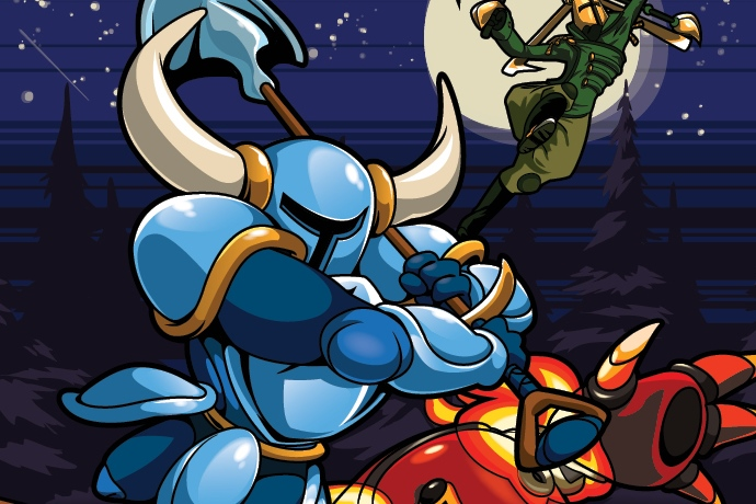 PNM Issue 14 Features Yacht Club Games' Shovel Knight