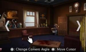 Phoenix Wright gameplay