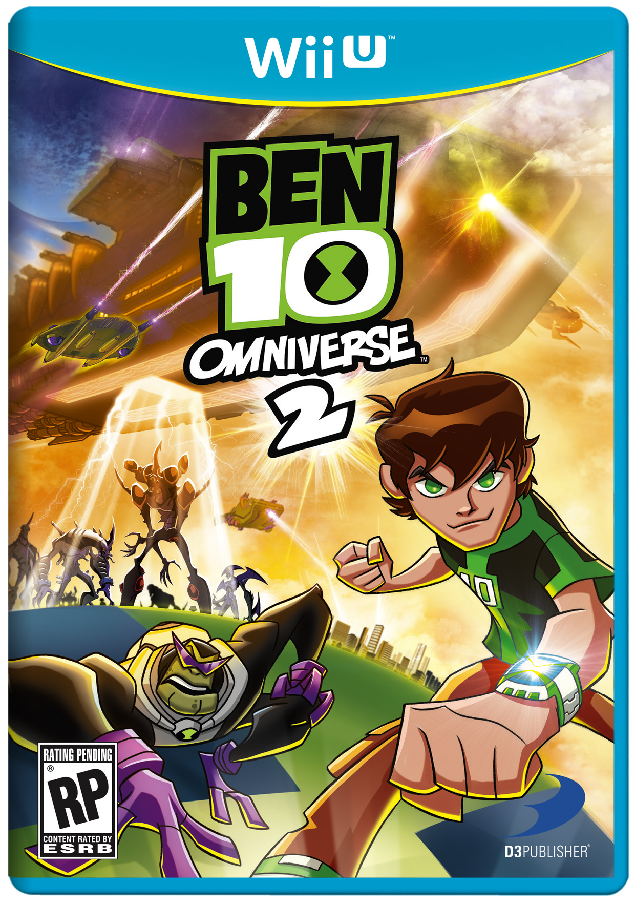 PN Review: Ben 10 Omniverse 2 (Wii U, 3DS)