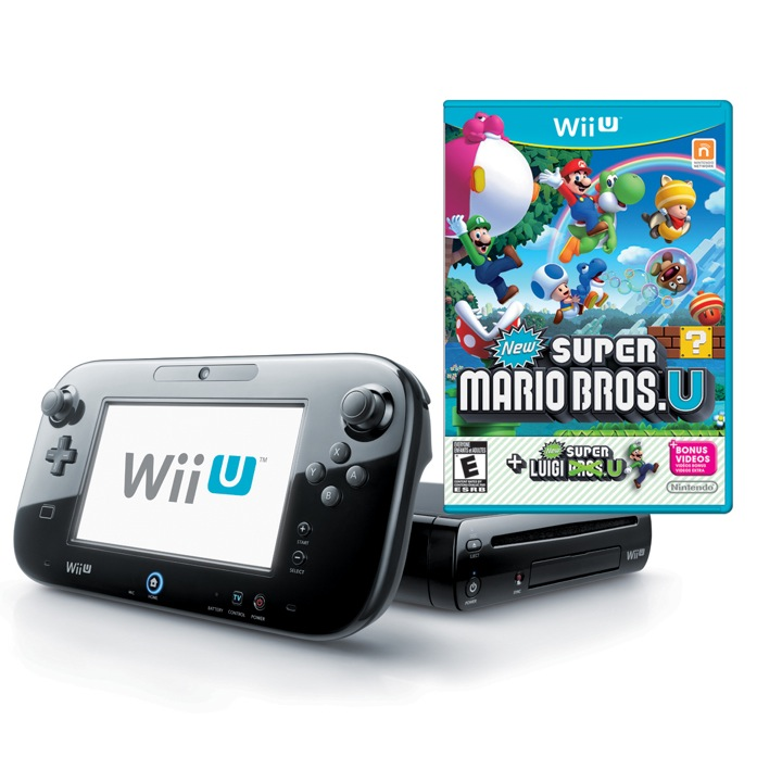 PR: Nintendo Offers Great Wii U Deals to Kick off Holiday Shopping Season