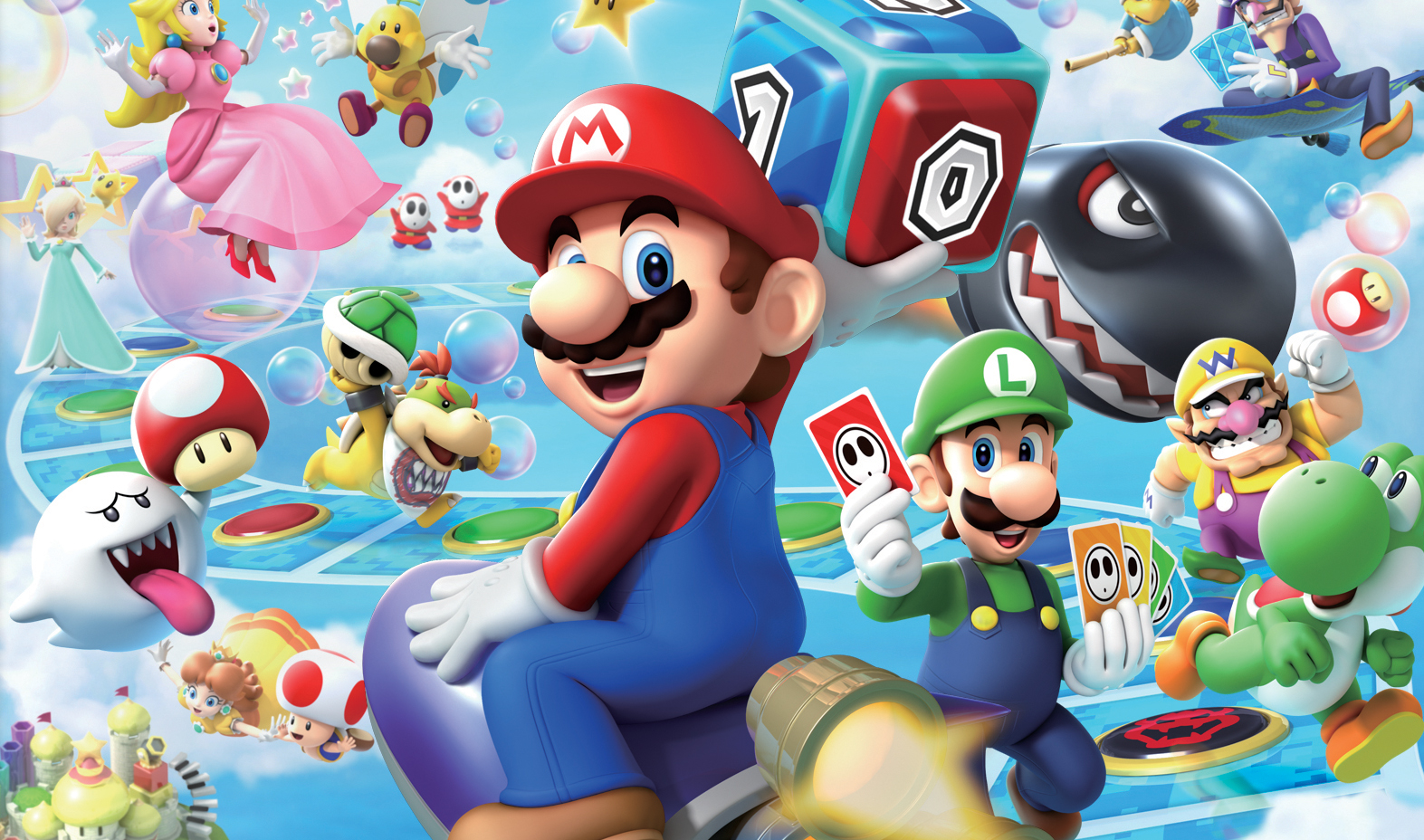 PN Review: Mario Party Island Tour (3DS)