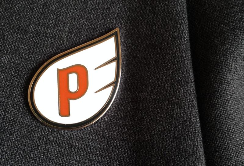P-Wing Pin