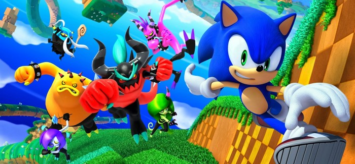 Sonic: Lost World Concept Art