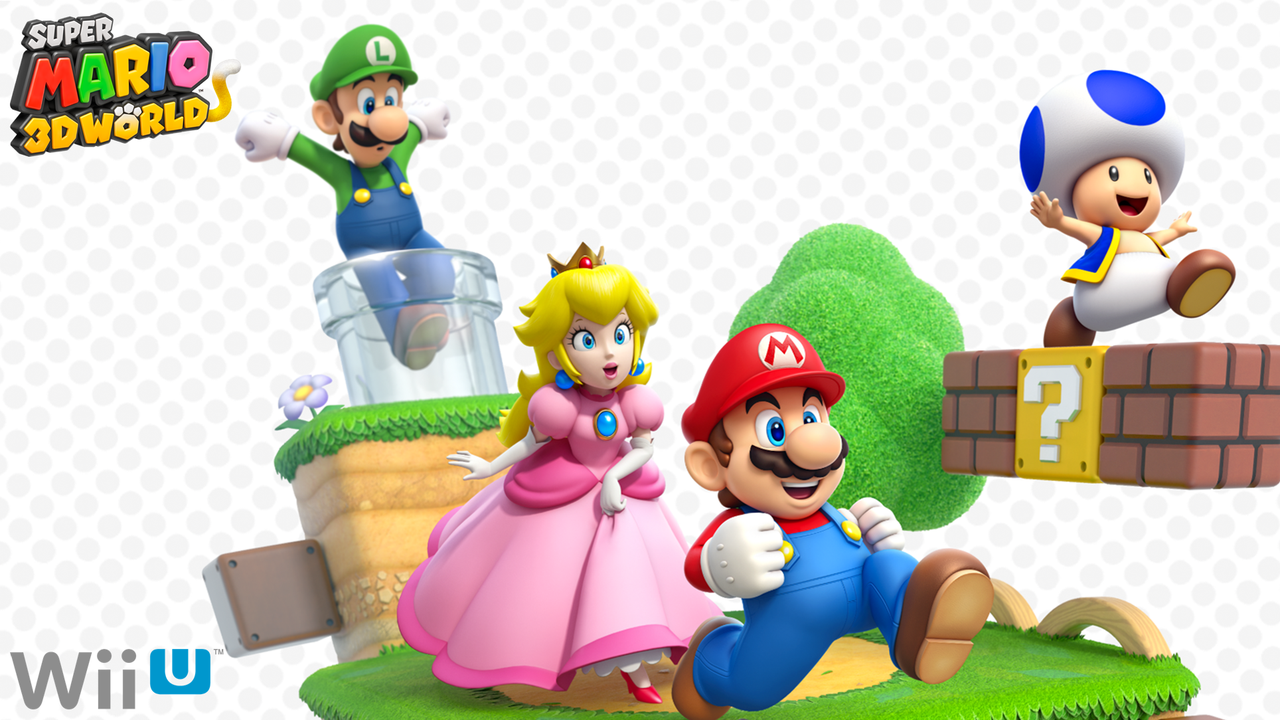 PN Review: Super Mario 3D World