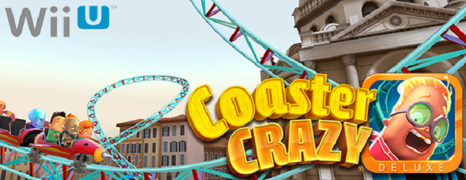 PN Review: Coaster Crazy Deluxe