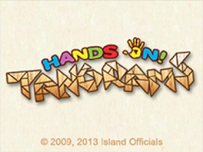 PN Review: Hands On! Tangrams