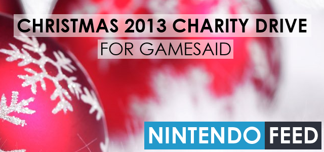Nintendo Feed launches Christmas 2013 Charity Drive