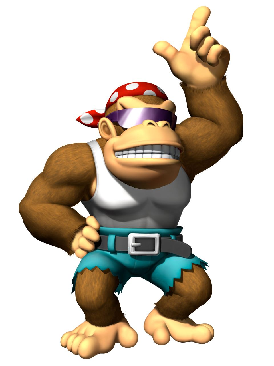 (Updated) Funky Kong announced for Donkey Kong Country: Tropical Freeze