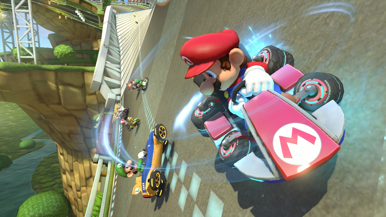 Mario Kart 8 Pre-orders Sold Out on Amazon