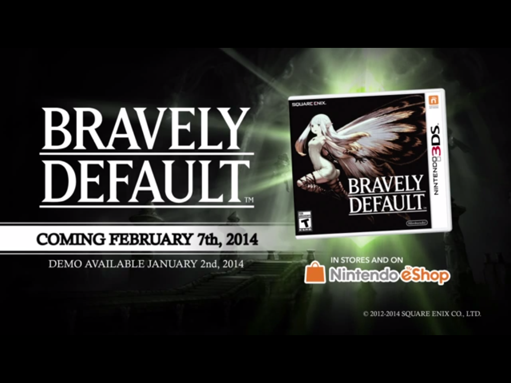 New Bravely Default Information