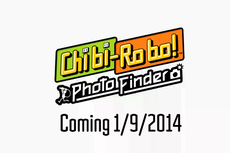 Chibi-Robo Photo Finder Announced For 3DS