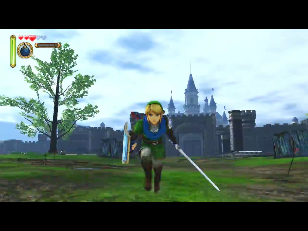 Hyrule Warriors Announced For Wii U
