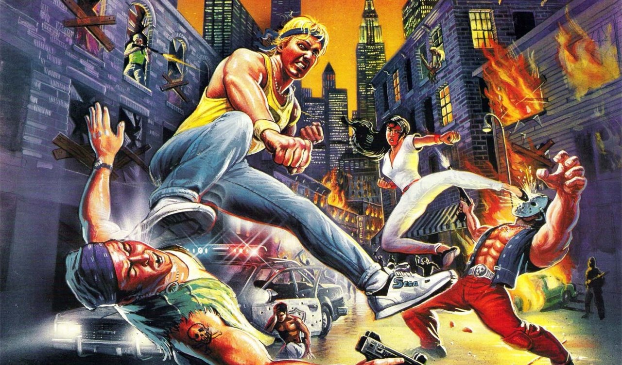 PN Review: 3D Streets of Rage (eShop)