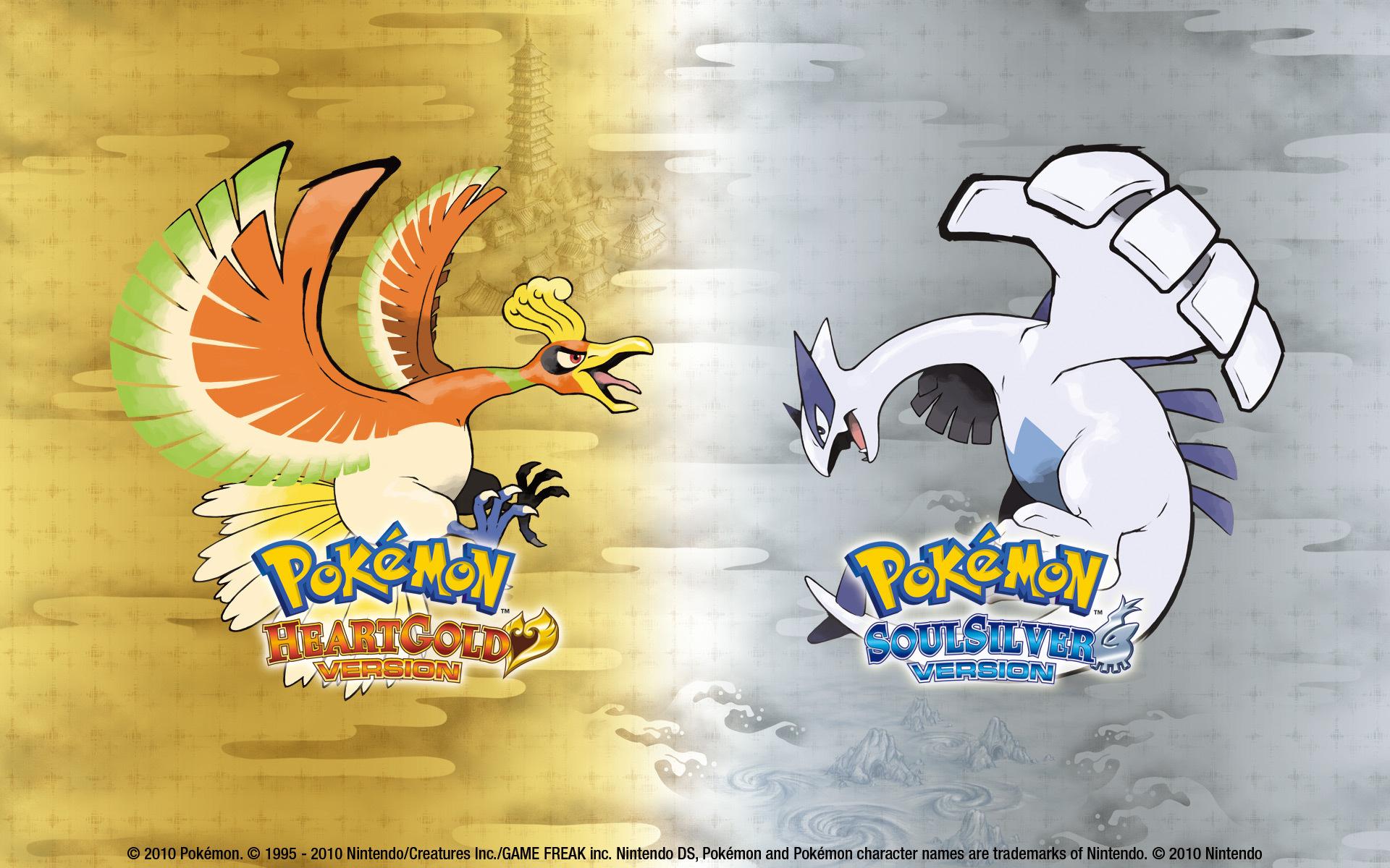 PR: Pokémon HeartGold & Pokémon SoulSilver: Super Music Collection launches on iTunes today