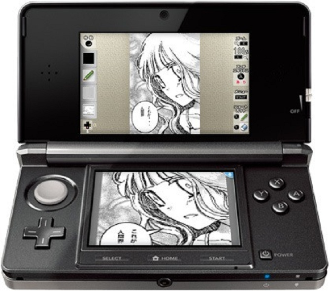 Stateside release planned for Japanese 3DS eShop app Comic Studio